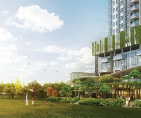 Kallang Riverside - Artist Impression 2