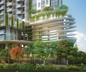 Kallang Riverside - Artist Impression 3