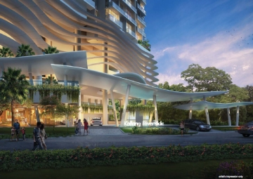Kallang Riverside - Artist Impression 6