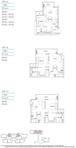 Kallang Riverside Floorplan 1