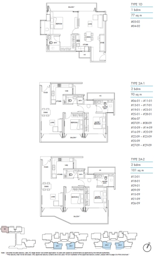 Kallang Riverside Floorplan 2