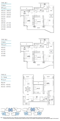 Kallang Riverside Floorplan 3
